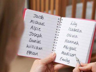 Самые популярные имена и фамилии мужчин в Америке