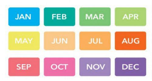 месяца