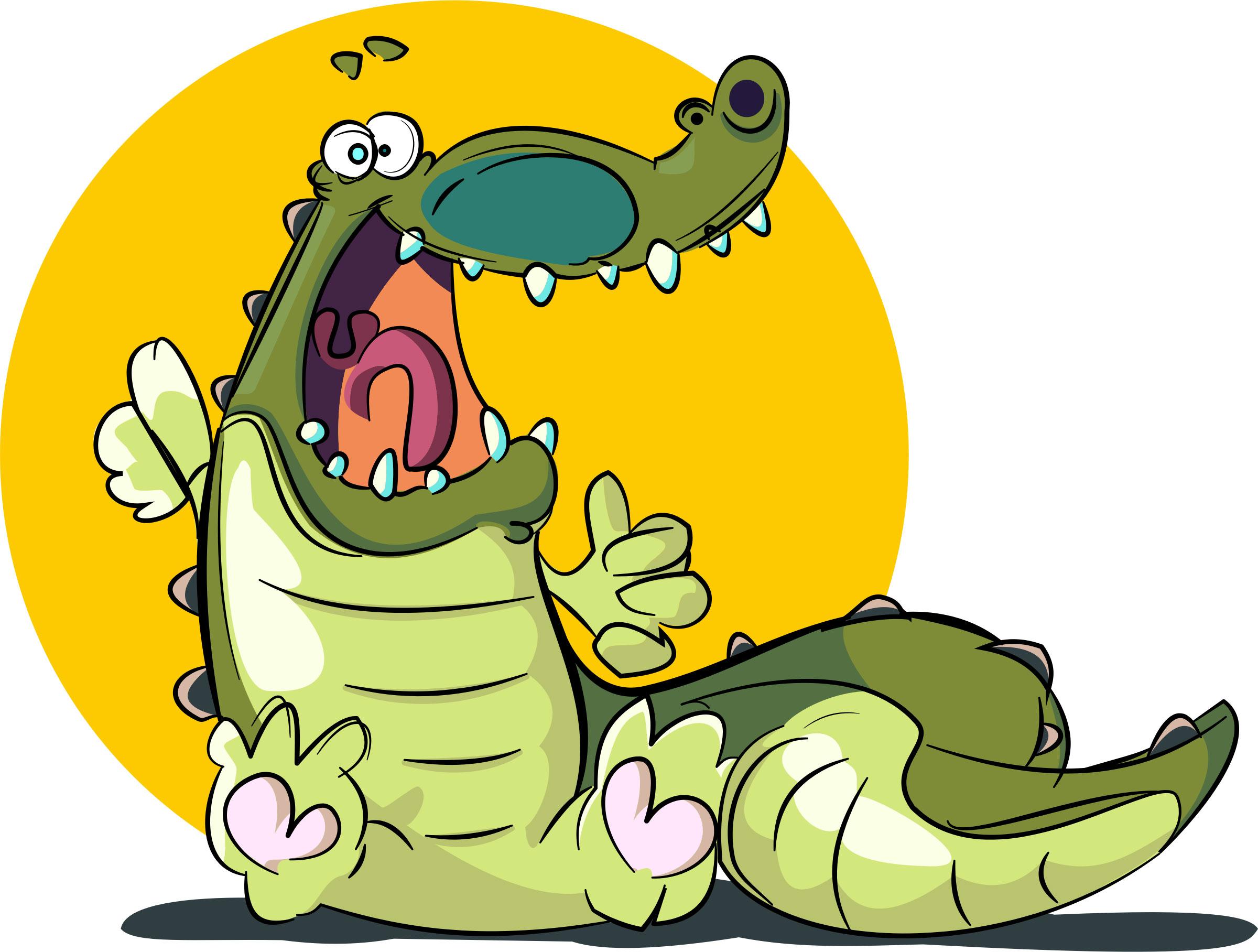 Картинка прикольного крокодила, говорят смешные картинки