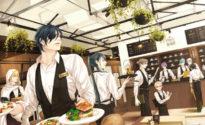 аниме ресторан