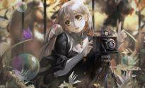 фотоаппарат аниме