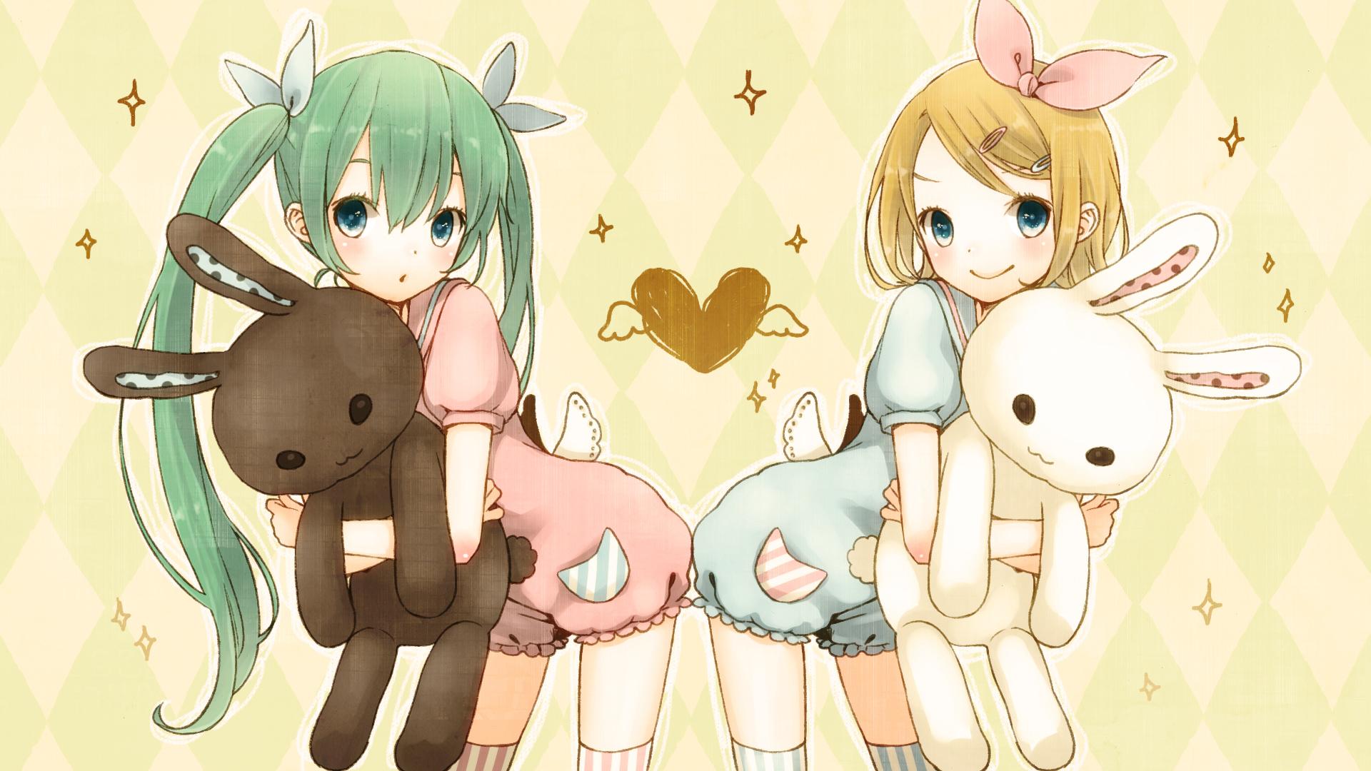 bunny-hatsune-kagamine-loli