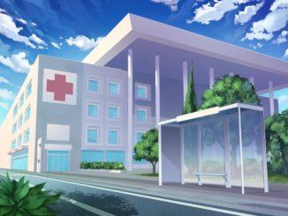 аниме больница